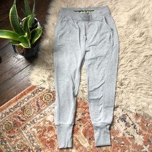 Nike Grey Jogger Sweatpants